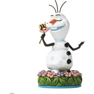 Disney Traditions Dreaming of Summer Olaf Figurine