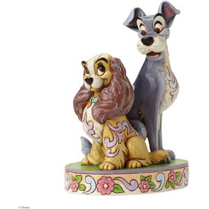 Disney Traditions Lady & the Tramp 60th Anniversary