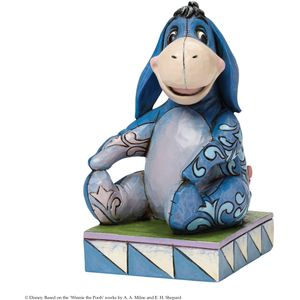 Disney Traditions Thanks for Noticin Me Eeyore Figurine