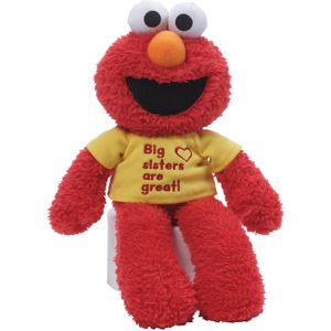 GUND Sesame Street Elmo Sister Tshirt