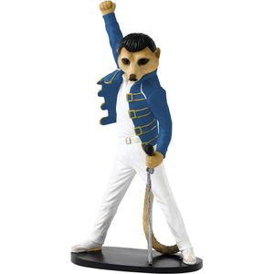 Magnificent Meerkats Showman Figurine
