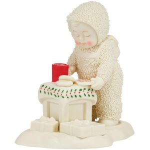 Snowbabies Specially for Santa Figurine
