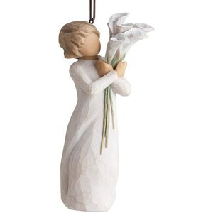 Willow Tree Beautiful Wishes Hanging Ornament