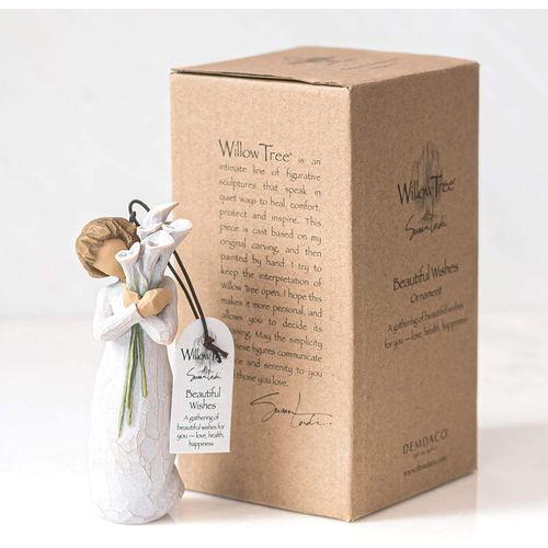 Willow Tree Beautiful Wishes Hanging Ornament 27470