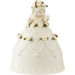Snowbabies Figurine - Baby Cakes