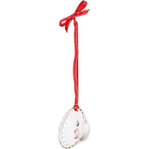 Reutter Porcelaign Jemima Puddleduck bowl style Hanging Ornament