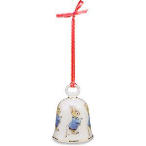Peter Rabbit Bell Hanging Tree Ornament