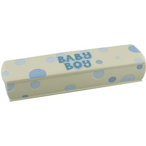 Wendy Jones Blackett Certificate Box - Baby Boy