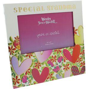 Photo Frame & Keepsake Box - Special Grandma