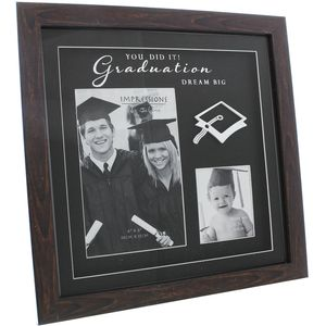 Juliana Impressions Collage Photo Frame - Graduation