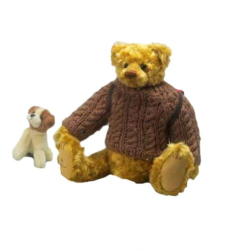 GUND Zippy & Buddy Classic Teddy Bears