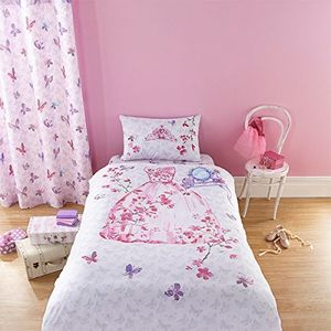 Glamour Princess Quilt Cover - Single