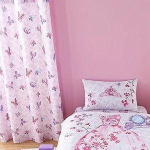 "Glamour Princess Curtains - 66x72"""