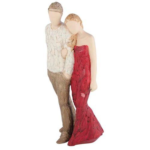 Arora Design Love couple figurine