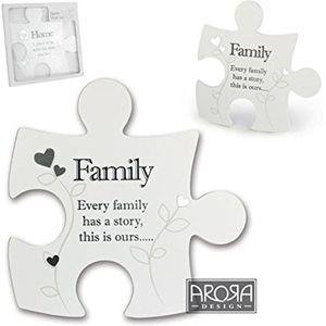 Jigsaw Wall Art - Family