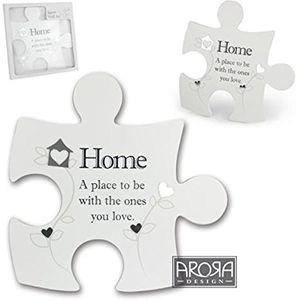 Said with Sentiment Jigsaw Wall Art - Home