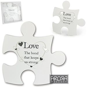 Said with Sentiment Jigsaw Wall Art - Love