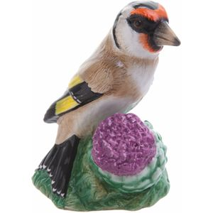 John Beswick Goldfinch British Garden Bird Figurine