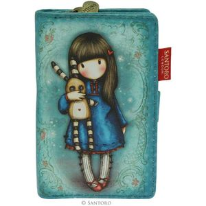 Santoro Gorjuss Small Wallet - Hush Little Bunny
