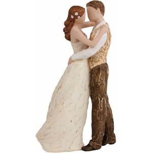 More Than Words Together Always Figurine