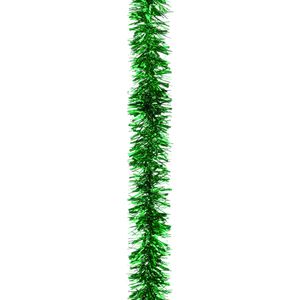10x2M Chunky Cut Tinsel - Green