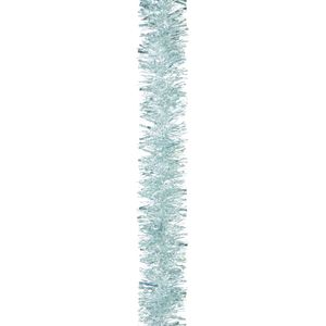 Christmas Tree Tinsel - Chunky Cut Silver Pack of 5 2M Length