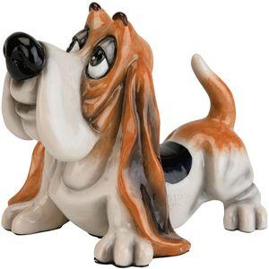Little Paws Bridget Basset Hound Dog Figurine