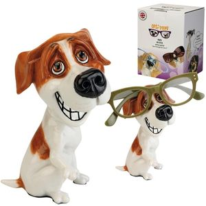 Optipaws Jack Russell Glasses Holder Dog Ornament