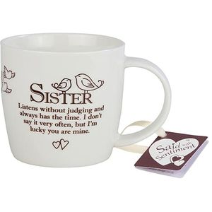 Said with Sentiment Sister Mug