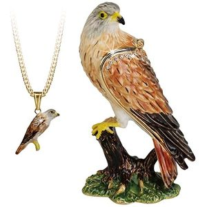 Secret - Hidden Treasures Red Kite Trinket Box