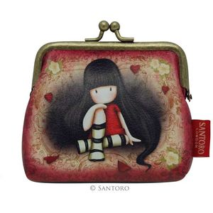 "Santoro Gorjuss 4"" Clasp Purse - The Collector"