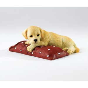 Border Fine Arts Studio Collection Figurine - Chilling Out (Golden Labrador)