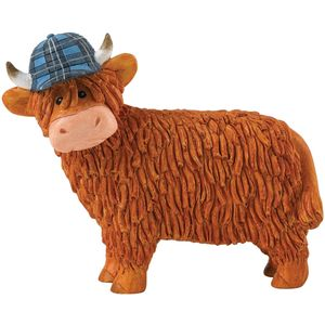 Hairy Coos Aaron Highland Cattle Figurine