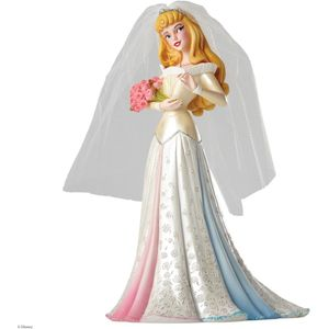Disney Showcase Bride Aurora Wedding Figurine