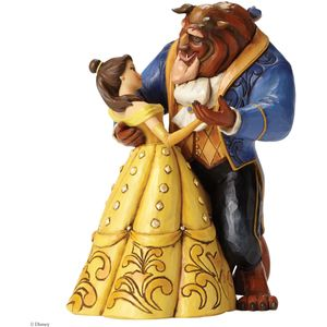 Disney Traditions Moonlight Waltz (Belle & The Beast) Figurine