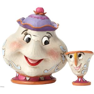 Disney Traditions A Mothers Love (Mrs Potts & Chip)