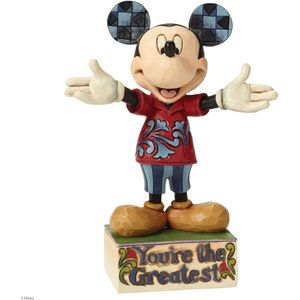 Disney Traditions Youre the Greatest -Dad Mickey Mouse