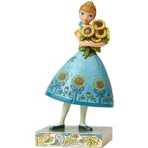 Disney Traditions Spring in Bloom (Frozen Anna) Figurine
