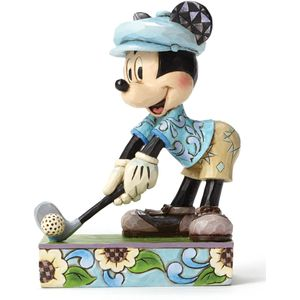 Disney Traditions Hole in One (Golfer Mickey) Figurine