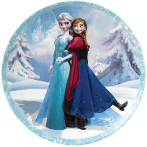 Disney Enchanting Sisterly Bond -Elsa & Anna Wall Plate
