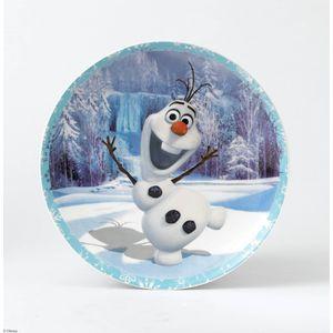 Disney Enchanting Warm Hugs (Frozen Olaf) Wall Plate