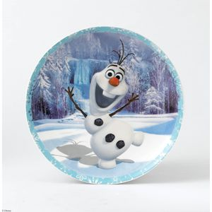 Disney Enchanting Warm Hugs (Olaf Wall Plate)