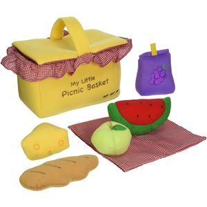 GUND My Little Picnic Basket Large Playset