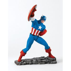 Marvel Captain America 75th Anniversary Figurine