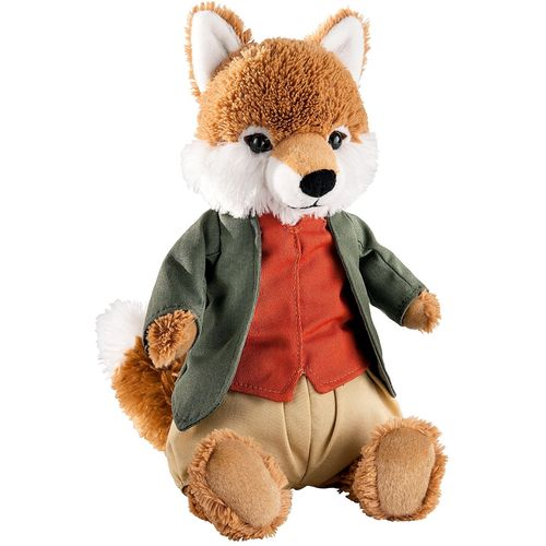 Mr Tod Fox Soft Toy From Beatrix Potter Large
