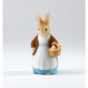 Beatrix Potter Mrs Rabbit Mini Figurine