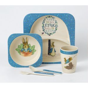 Beatrix Potter Peter Rabbit Dinner Set