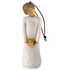 Willow Tree Spirit of Giving Hanging Ornament