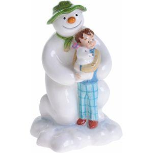 John Beswick The Snowman & Snowdog: Snowman Billy & Dog