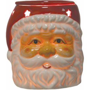 Aroma Electric Wax Melt Burner: Santa Face